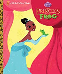The Princess and the Frog Little Golden Book
