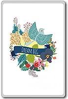 Dream Big - Motivational Quotes Fridge Magnet - ?????????