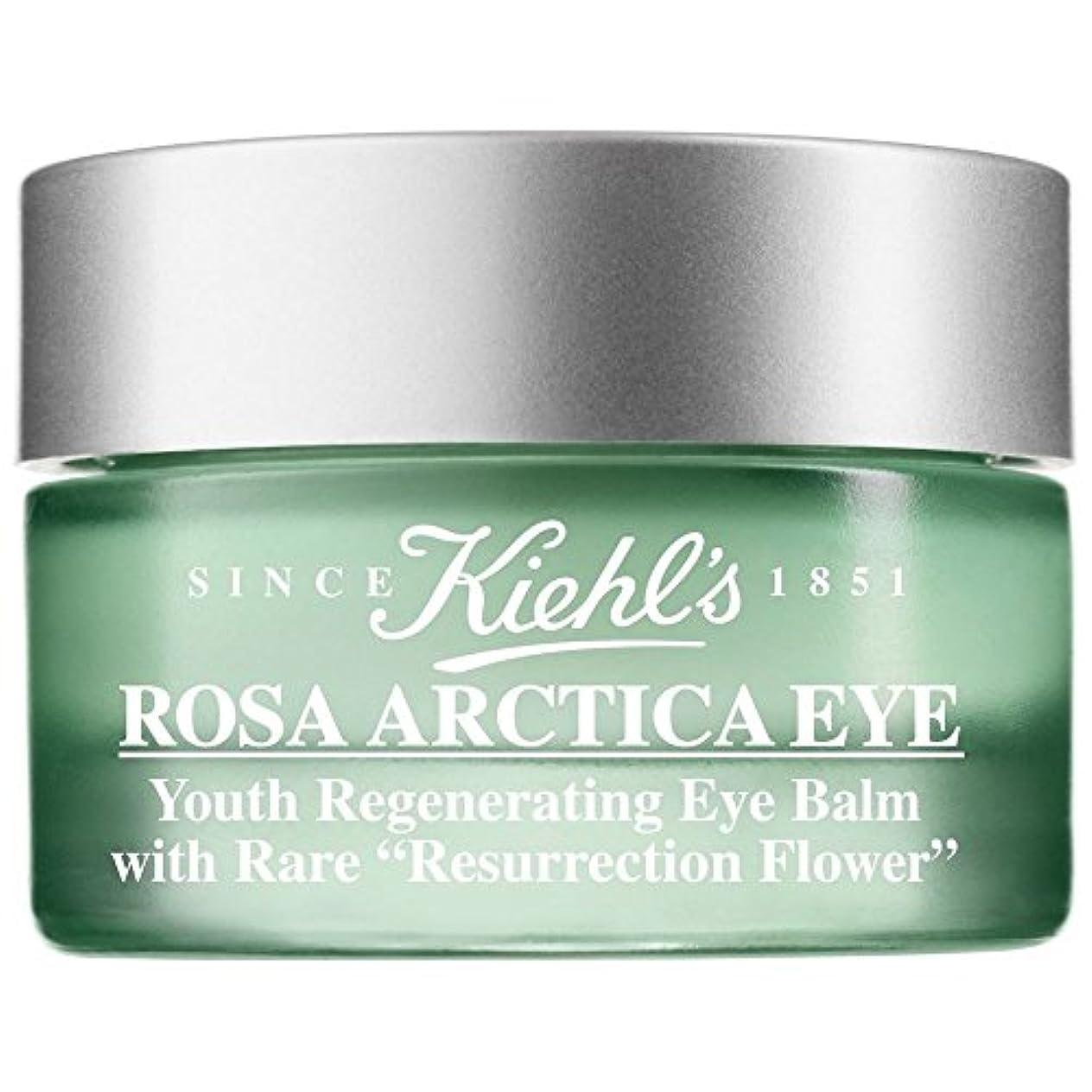 ソーシャルあいまいさケント[Kiehl's] キールズローザArticaアイ14ミリリットル - Kiehl's Rosa Artica Eye 14ml [並行輸入品]