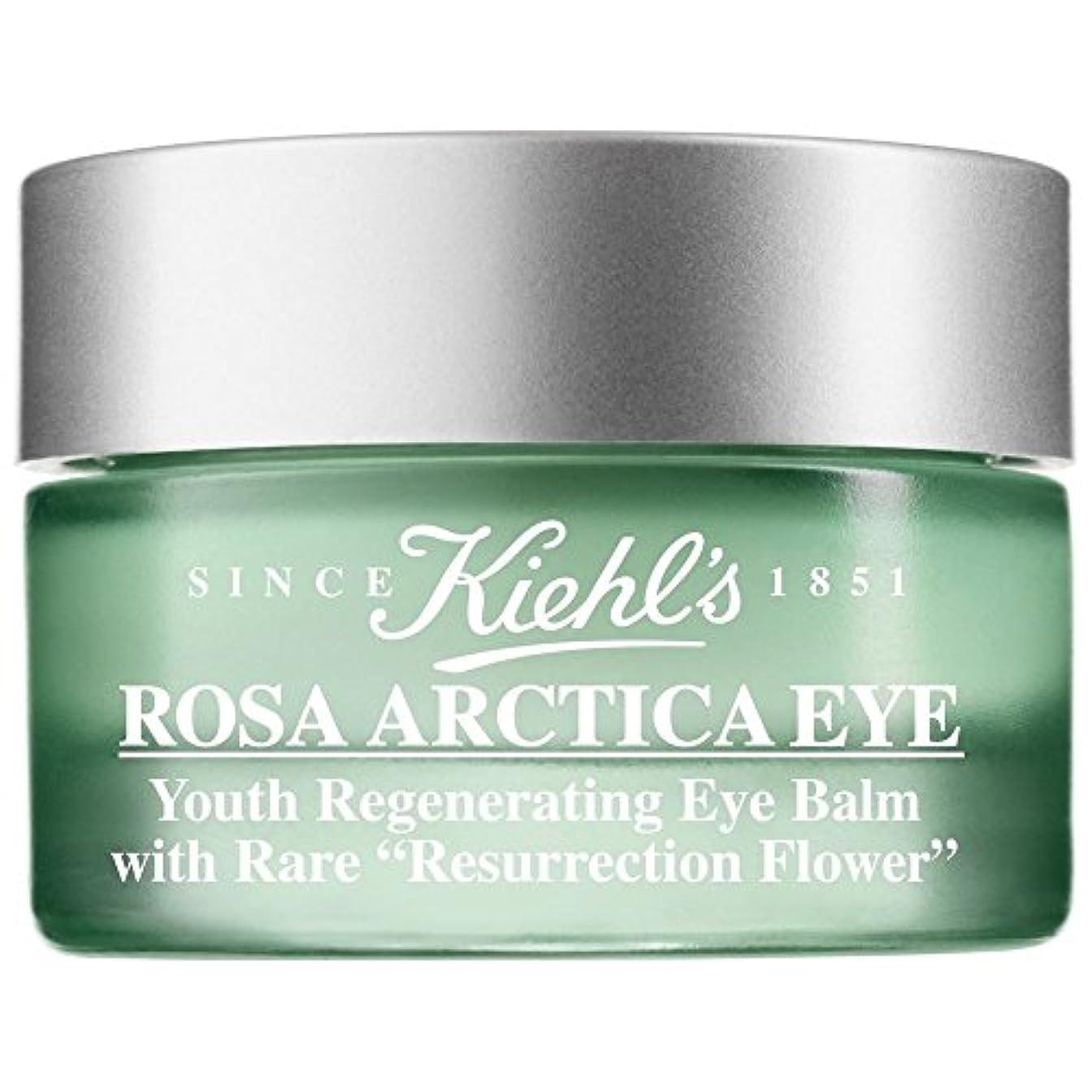 アソシエイトエイリアン成功する[Kiehl's] キールズローザArticaアイ14ミリリットル - Kiehl's Rosa Artica Eye 14ml [並行輸入品]