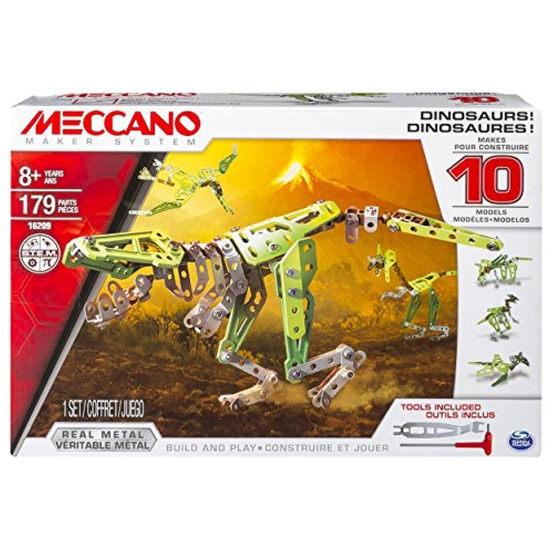 MECCANO ADVENTURES DINOSAURS 6026717