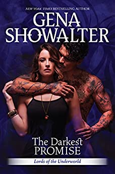 The Darkest Promise (Lords of the Underworld Book 13) by [Showalter, Gena]