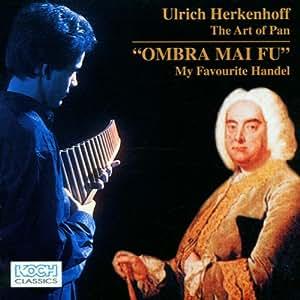 Handel;Arias
