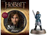 The Hobbit Motion Picture Figure Collection #23 - Kili The Dwarf in Mirkwood (製造元:Eaglemoss Publications) [並行輸入品]