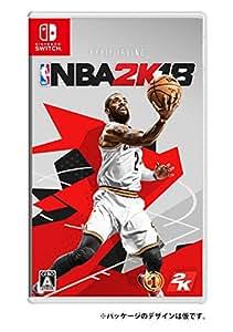 NBA 2K18 (【早期購入特典】(1)ゲーム内通貨5,000 VC、(2)毎週1個受け取れるMyTeamパック10個、(3)KYRIE IRVING MyPLAYERアパレル 同梱)