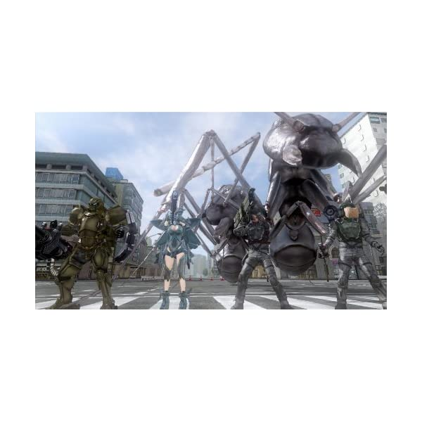 Earth Defense Force 202...の紹介画像4