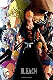 Bleach: Writing Journal - Lined Notebook - Amazing Gift For Fans - Composition Book 6x9 - 100 Pages
