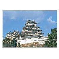 観光絵はがき 姫路城