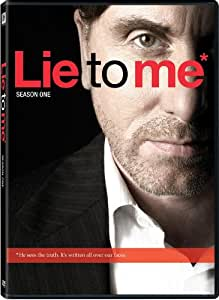 Lie to Me: Season 1 [DVD] [Import]