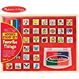 Wooden Favorite Things Stamp Set: Arts & Crafts - Stamps
