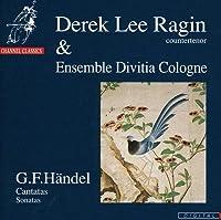 Handel-Cantatas & Sonatas