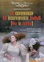 Donizetti: Le convenienze ed inconvenienze teatrali (Viva la mamma) (Teatro alla Scala) [DVD] [Import]