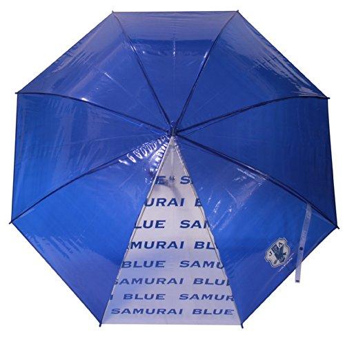 SAMURAI BLUE (サムライ ブルー) オフィシャルライセンスアンブレラ サムライブルー柄2 48本 サムライブルー柄2×48
