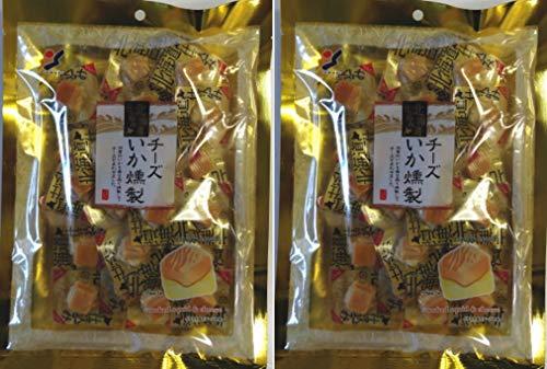 山栄食品工業 チーズいか燻製 120g ×2袋