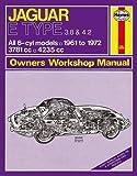 ヘインズ刊「ジャガー Eタイプ (1961〜1972)」 整備マニュアル