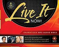 Live It Now! Dramatized Audio Bible: New Living Translation (Bible Audio)