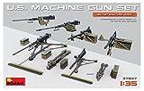 ミニアート 1/35 アメリカ軍用 重機関銃セット プラモデル MA37047