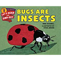 Bugs Are Insects (Let's-Read-and-Find-Out Science 1)