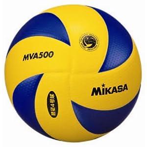 ミカサ バレーボール 検定球 小学生バレーボール4号 小学校用 MVA500
