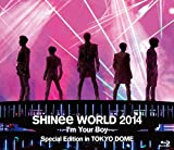 SHINee WORLD 2014~I'm Your Boy~ Special Edition in TOKYO DOME [Blu-Ray] 画像