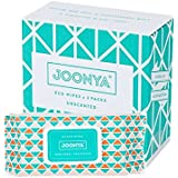 Joonya, Nontoxic Baby Wipes, 3 Packs of 80 (240) Wipes