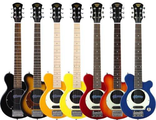 PIGNOSE アンプ内蔵エレキギター ヘッドフォン付きだから夜でも気兼ねなく弾ける 充実の12点セット PGG-200/CS(チェリーサンバースト)