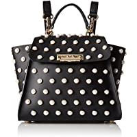 ZAC Zac Posen womens ZP1962 Eartha Iconic Convertible Backpack - Pearl Lady black Size: One Size