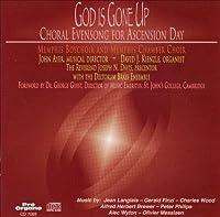 God Is Gone Up: Choral Evensong Ascension Day