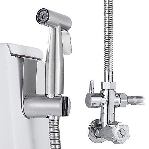 Wellbeingjp トイレ シャワーヘッド セット おし...