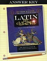 Latin for Children Primer B Key [並行輸入品]
