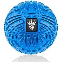 Fitvc ストレッチボール マッサージボール トリガーポイント フォームローラー 筋膜リリース トレーニング 「肩/背中/腰/ふくらはぎ/足裏」全身用 ツボ押しグッズ 疲れ解消ボール 【大きいモデル】 直径12cm