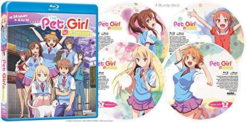 さくら荘のペットな彼女:コンプリート・コレクション / Pet Girl of Sakurasou: Complete Collection [Blu-ray]