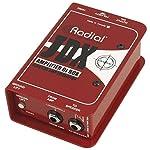 Radial ラジアル アンプ用DIボックス JDX 【国内正規輸入品】