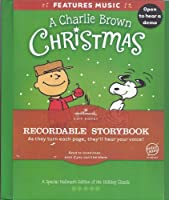 A Charlie Brown Christmas Recordable Storybook [並行輸入品]