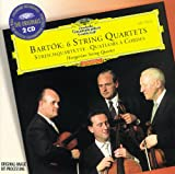 Bartok: 6 String Quartets (2 CDs)