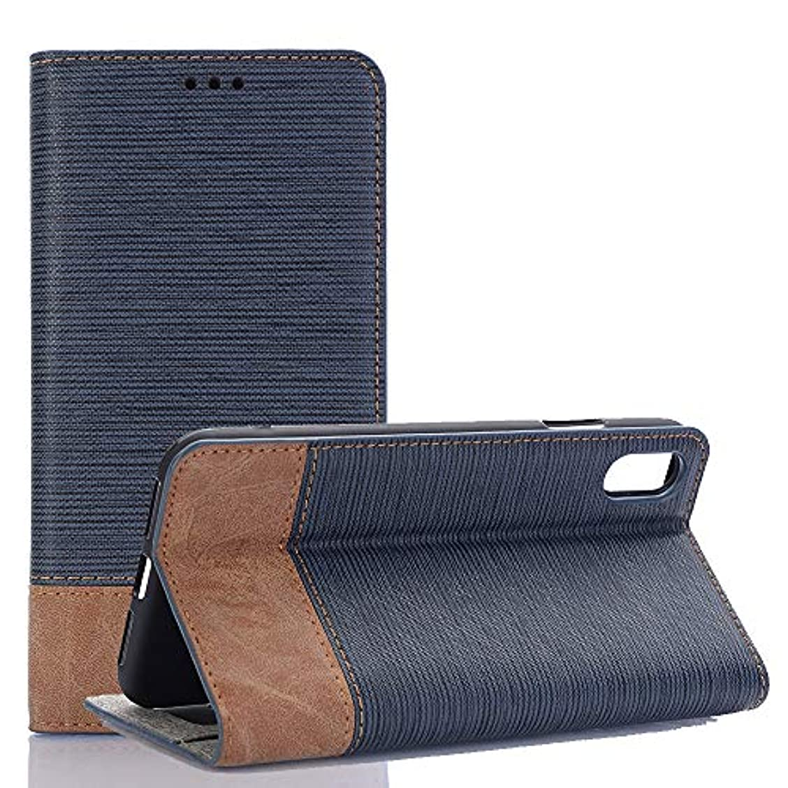 全能曲ウォーターフロントGalaxy S9 ケース、INorton 本革ケース 全面保護 衝撃吸収 スタンド機能 カード収納 手帳型 スマートケース Galaxy S9対応