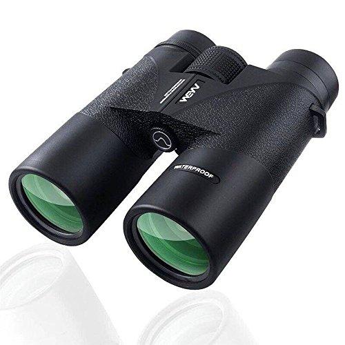 WEYN 双眼鏡 高倍率 10x42 オペラグラス アリーナ コンサート おすすめ 広角 超高清 防水 BAK4ダハプリズム 携帯便利 ストラップ 収納ケース付き