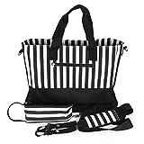マザーズバッグ 2way ママバッグ 大容量 ハンドバッグ ショルダーバッグ シンプル 軽量 ベビー用品収納バッグ