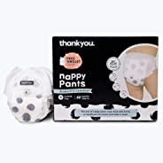 Thankyou Baby Nappy Pants, Little Champion, Junior 16kg+ (60 Count)