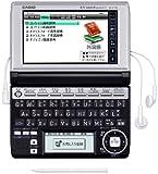 CASIO Ex-word 電子辞書 XD-A7700 ロシア語モデル ツインタッチパネル 音声対応 64コンテンツ 日本文学300作品/世界文学100作品収録 Blanview (ブランビュー)カラー液晶搭載 画像