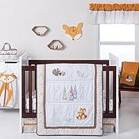 Trend Lab Gnome Boy 4 Piece Crib Bedding Set [並行輸入品]