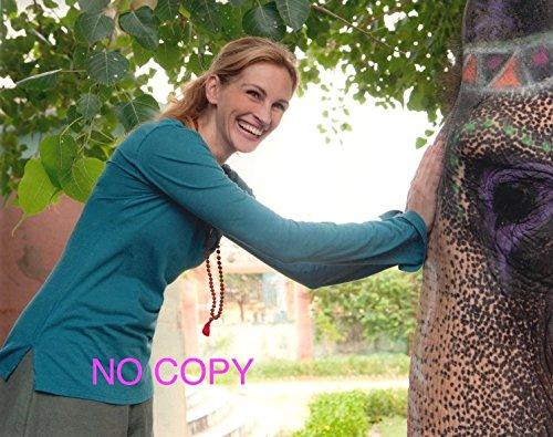 大きな写真、ジュリア・ロバーツ,木陰の笑顔の一枚、鮮明
