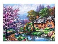 高品質の美しい自然の風景のパズルは、大人のために大人1000 PCS - S1