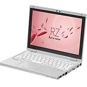 パナソニック Let's Note CF-RZ4ADACS (Intel CoreM-5Y70 vPro/4GB/SSD128GB/Windows7 Pro 32bit/MS Officeなし/10.1型ワイド/バッテリー最大約13時間/4年保証)