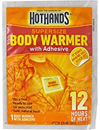 HotHands 12 Hour Body Warmer with Adhesive by HotHands
