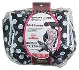 SAGISAKA(サギサカ) 幼児座席用 やさしいクッション 後用 ドット 47271