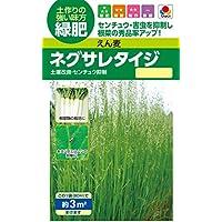 【緑肥】 タキイ種苗 えん麦 ネグサレタイジ