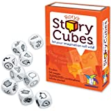 Rory's Story Cubes with Storage Bag Dice Game