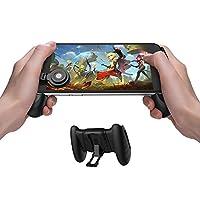 GameSir F1ジョイスティックグリップ モバイルジョイスティック ゲームパッド コントローラー スマホブラケット アナログスティック(ブラック)