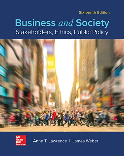Download Loose-Leaf for Business and Society 1260140490